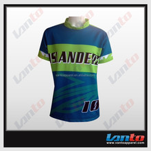 Sublimated Rugby Practice Shirts Custom Rugby Jersey