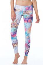 Wholesale girls wearing tight yoga pants leggings sport fitness