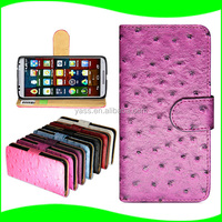 Leather PC protective Shockproof Smart Back Cover for Moto X3 Leather Phone Back Case Cover