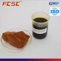 Top quality Ferric Chloride Solution used in waste water treatment