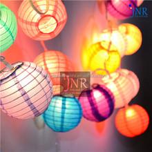 MOQ 50pcs Round Paper Lanterns for Home Wedding Decoration Hanging Printed Paper Lantern