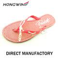 nueva llegada de fábrica de zapatilla de la mujer