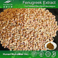(Kosher & Halal) Fenugreek Extract Powder 50% Saponins