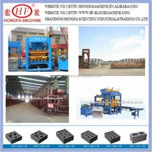 QT5-15 CONCRETE HOLLOW BLOCK MAKING MACHINE WITHOUT BURNING,MOLD FOR BRICK,slipform pavers block making machine