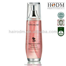 HODM Private label/ODM/OEM organic rose oil for hair care products