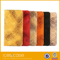 2015 Luxury Mobile Phone Flip Leather Cover Case For Samsung Galaxy Note5