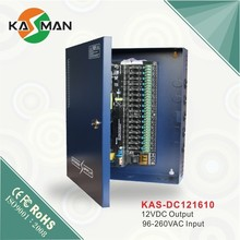power supplies are used for Alarm Systems Access/Door Control Video