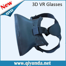 2015 Manufacture Best Quality plastic VR 3D glasses, 3d oculus for movie game