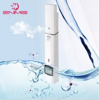 Top selling skin scrubber facial steamer nano handy mist