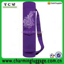 Cotton bag yoga mat bag