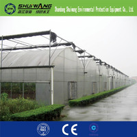 greenhouse film fastening