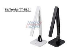 TT-DL02 White Folding led desk lamp/Flexible rechargeable led desk lamp