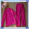 Personalizado Mulheres Cotton Men Pijamas de flanela pijamas Define Intimates Pijamas Fabricante China Factory
