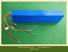 High quality li-ion electric bike battery 72v 20ah