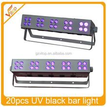 Reasonable price disco bar dj uv black light