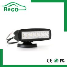 Extendable led work light, 18w auto outdoor led working lamp