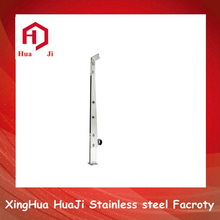 stainless steel balustrade end post use for railing