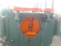 Carbon steel /alloy steel hot induction pipe bending machine