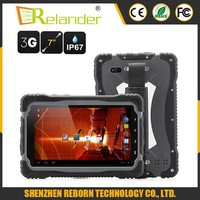 Crelander Waterproof tablet pc IP67 With 7 inch quad core 1G/8G