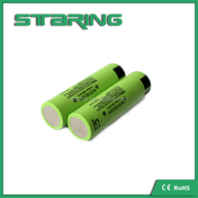 2015 factory supply High Discharge Rate Battery 3.7v NCR18650PF 2900mAh rechargeable battery for electronic cigarette
