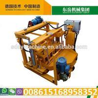 QT40-3A newly designed egg laying brick machinery price