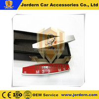 Alloy car door badge fender S-line car fender emblem