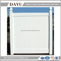 DY001 Pre-build Temporary Privacy Fence Panels/Hot Sale Cheap Construction Material