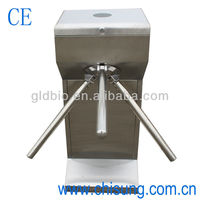 high quality vertical tripod turnstile for access control