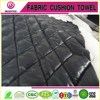 high density pongee quilted cotton fabric for women clothes
