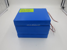 high energy density li-ion battery pack 12v 10ah for portable device