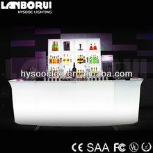 colorido a prueba de agua led discoteca barras de muebles para el hogar