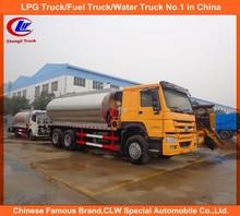 Trucks dubai Sinotruk Howo 4ton 6ton 8ton 10ton asphalt bitumen tank