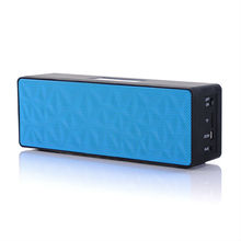 N16 Touch Screen Cube Stereo Speaker /dual stereo speakers mobile phone