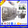 Shanghai Full auto plastic bottle filling machine,shampoo filling machine
