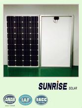 cheap solar panels china Monocrystalline 140W