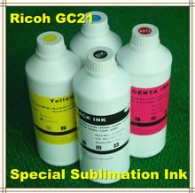 Wholesale For Ricoh Sublimation ink GC21 GC31 GC41