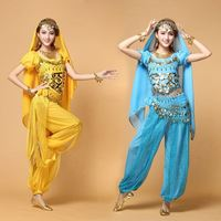 Belly dance suit belly dance fiery coat highlight skirts suits Indian belly dance wear wholesale