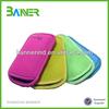 Neoprene printed cell phone cover&bag