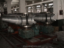 Customized top sell drinking straw pipe production line