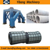 2015 hot sale! !Low price suspension roller cement rcc pipe equipment