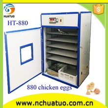 Electronic checken eggs incubator for used HT-880