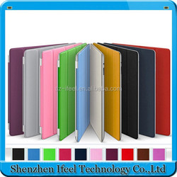 For Apple iPad 6 iPad Air 2 Magnetic Smart Cover Leather Case For Ipad 6