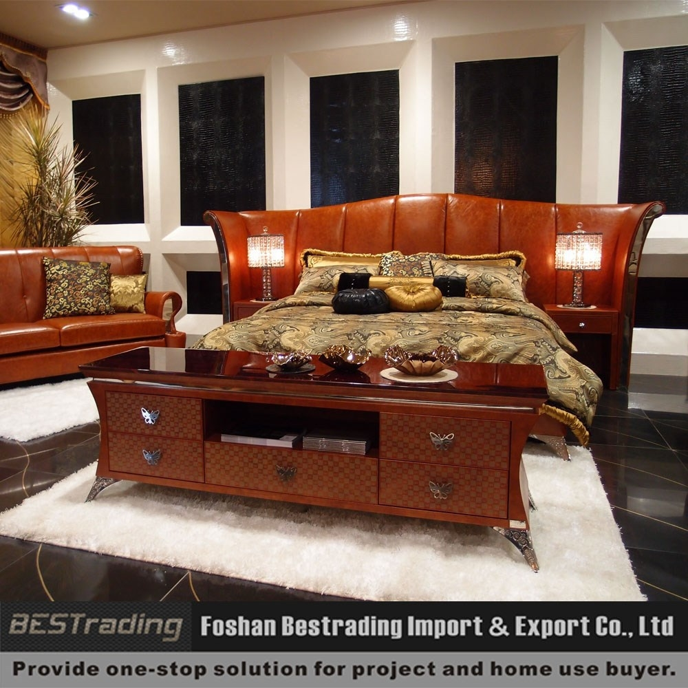 Latest Design 2015 Double King Size Luxury Bedroom Sets Buy Luxurious King Bedroom Furniture