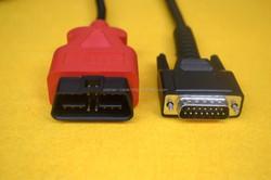 USB-Link2 J1962 (16-Pin OBD II) Cable