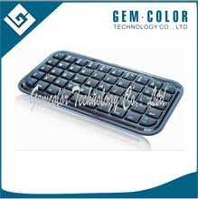 Slim Mini Bluetooth Keyboard For Iphone 4 / PS3 / PCPDA/iPad