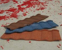 Stylish Design Color Chip Metal Coating Sheet Tile