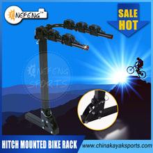 Hitch Mounted Car Bike Racks/3 Bikes Carrier