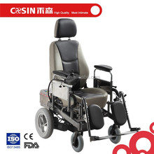 handicapped electric wheelchair, automatic wheelchair, reclining electric wheelchair