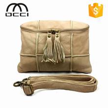 2015 fashion trendy Cow leather bag shoulder bag single shoulder bag women Leather Handbag QY1301