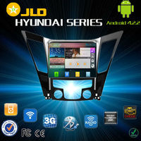 Android 4.2 car audio gps navigation system for Hyundai Sonata